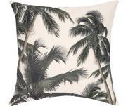 Housse de coussin motif palmier Mogli