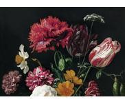 Papier peint photo Golden Age Flowers