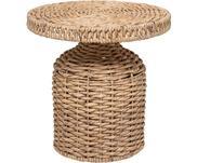 Table d'appoint ronde en rotin Camo