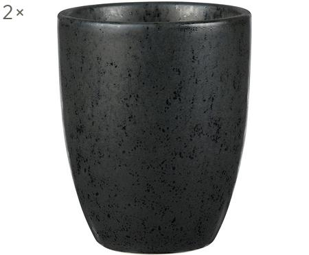 Mugs Stone, 2pièces