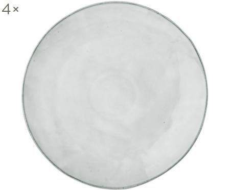 Dessous-de-plat faits à la main Nordic Sand, 4 pièces