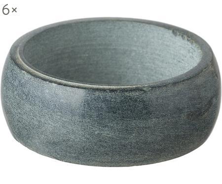 Ronds de serviette Soap Stone, 6pièces
