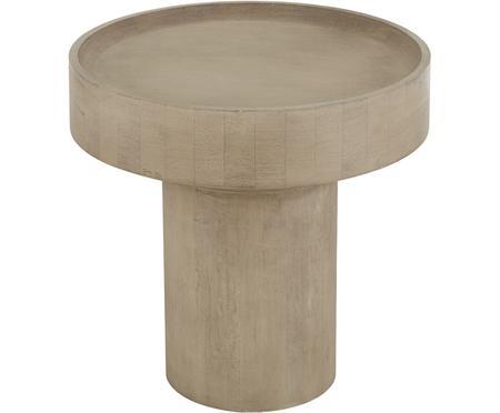 Table d'appoint en bois de manguier Benno