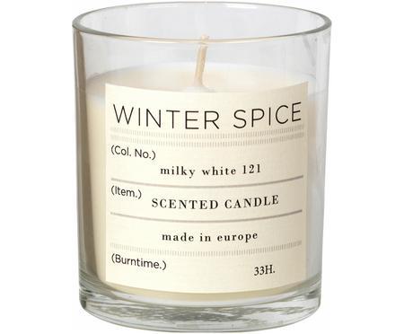 Bougie parfumée Winter (cannelle)