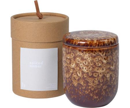 Bougie parfumée Spiced ambre (Ambre)