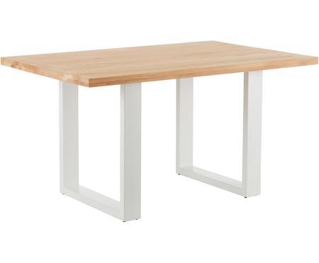 Table en bois massif Oliver