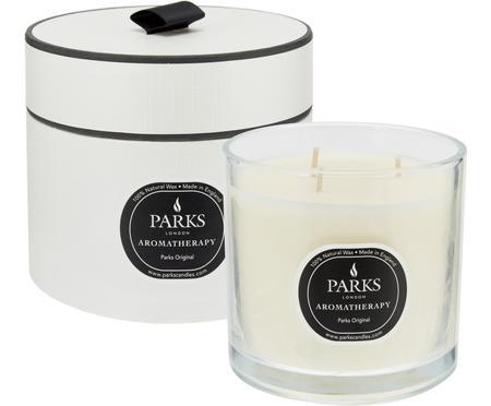 Bougie parfumée à trois mèches Parks Original(vanille et agrumes)