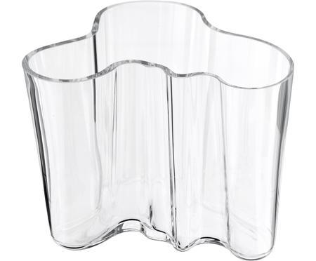 Vase design transparent Alvar Aalto