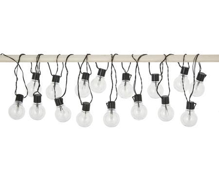 Guirlande lumineuse guinguette LED Partaj, 950cm