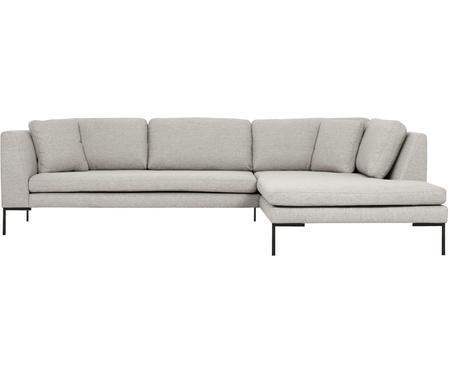 Canapé d'angle beige Emma