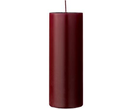 Bougie décorative rouge Lulu