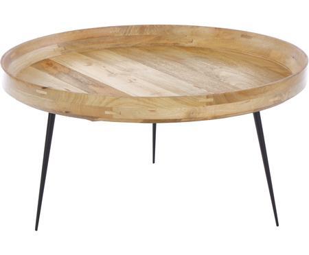 Table basse design en manguier Bowl Table