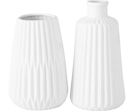 Ensemble de vases en porcelaine Esko, 2élém.