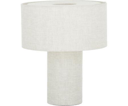 Petite lampe de nuit en textile Ron