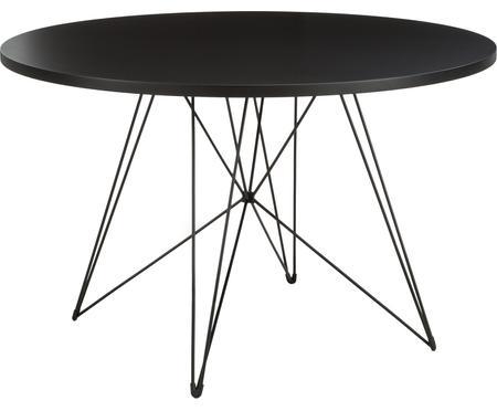 Table ronde avec tréteaux XZ3