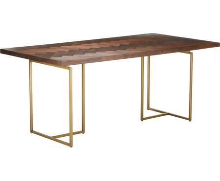 Table art déco acacia Class