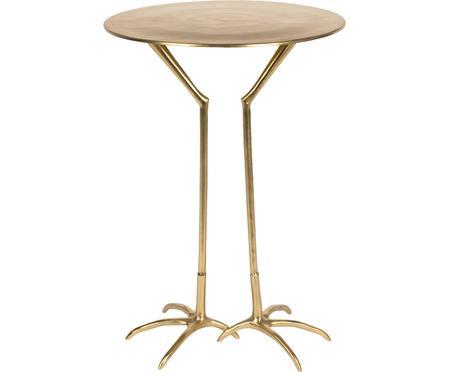 Table d'appoint couleur dorée Theen Heron