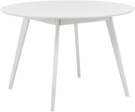 Table ronde en bois Yumi