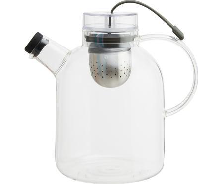 Théière design en verre Kettle, 1,5l