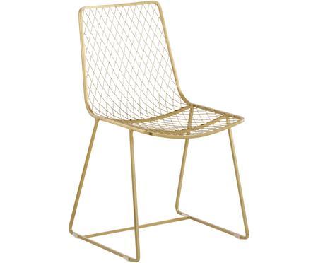 Chaise métal design Kira