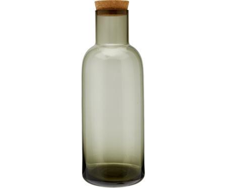 Carafe verre avec bouchon Clearance, 1l