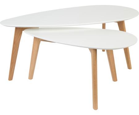 Table gigogne scandinave Nordic, 2élém.