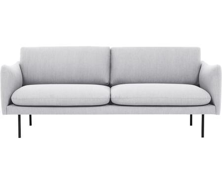 Canapé 2places gris clair Moby
