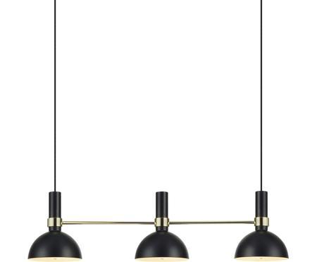 Grande suspension scandinave 3 lampes Larry