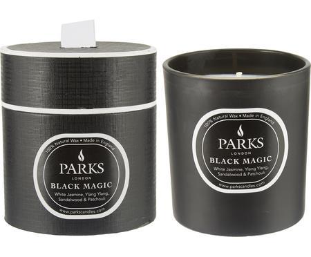 Bougie parfumée noir Magic (jasmin, ylang-ylang & bois de santal)