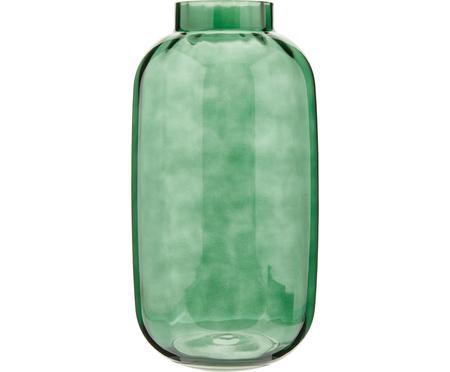 Grand vase en verre soufflé bouche Stina