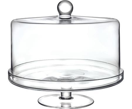 Plat à gâteau en cristal Maja, Ø30cm