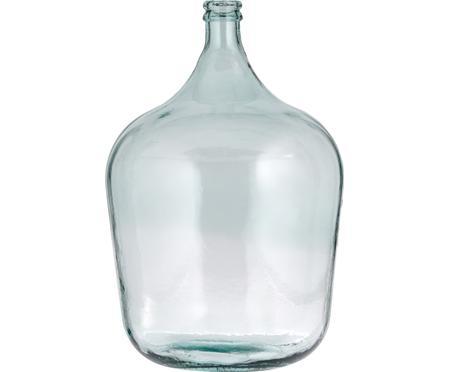 Vase dame-Jeanne en verre recyclé Beluga