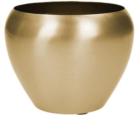 Petit cache-pot métal doré Pat