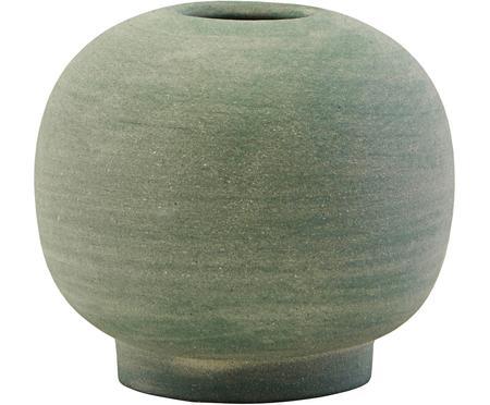 Petit vase vert boule Bobbles