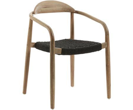 Chaise design bois massif Nina
