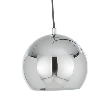 Petite suspension boule chromée Ball
