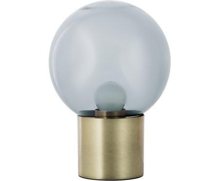 Petite lampe boule en verre rétro Lark