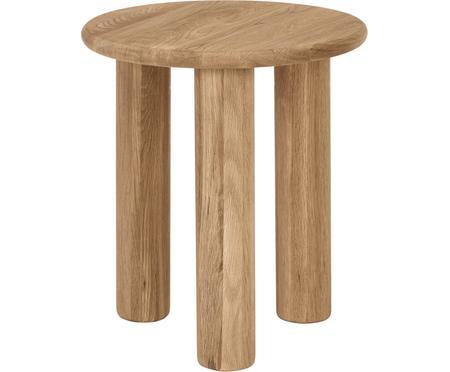 Table d'appoint bois de chêne Didi