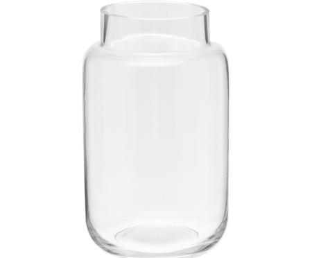Grand vase en verre Lasse