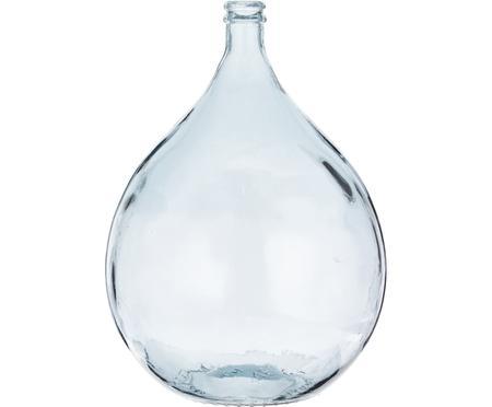 Vase dame-Jeanne verre recyclé Drop