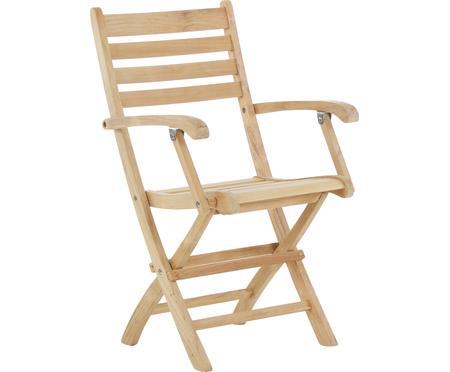 Chaise de jardin en bois York