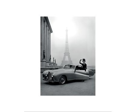 Impression numérique encadrée France 1947