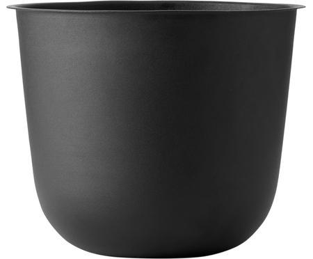 Pot de fleurs acier noir Wire Pot