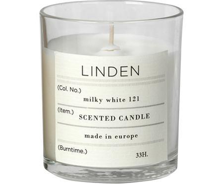 Bougie parfumée Linden (fleurs de tilleul)
