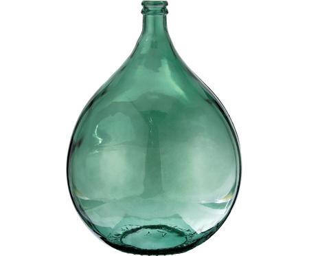 Vase dame-Jeanne en verre recyclé Drop