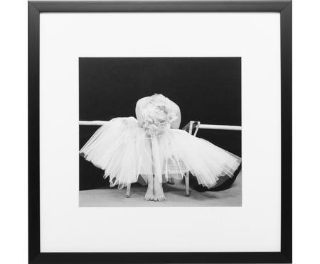 Impression numérique encadrée Ballerina