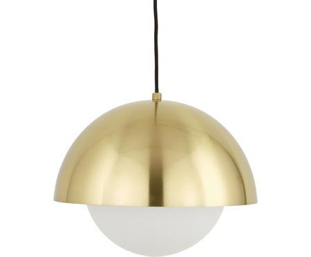 Suspension métal doré Lucille