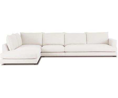 Très grand canapé d'angle beigeTribeca