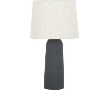 Grande lampe à poser en bétonKaya