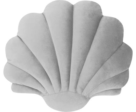 Coussin coquillage velours Shell